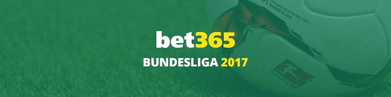 Bet365 eröffnet die neue Saison der Bundesliga 2017/18