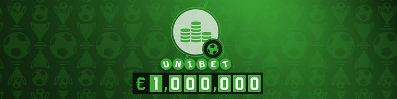 Unibet mit Jackpot von 1 Million Euro zur Fußball WM