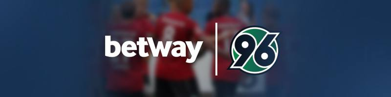 Betway wird exklusiver Werbepartner des Teams Hannover 96