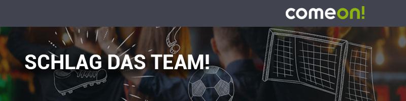 Mit deinem Wissen über die Premier League kannst du das Team von ComeOn bezwingen