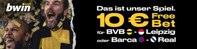 """Jetzt Freiwette im Wert von 10€ sichern bei der neuen Aktion von Bwin – """"Das ist unser Spiel"""""""