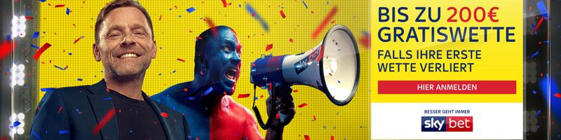 Falls Bayern, Dortmund und M´Gladbach gewinnen: Super-Boost bei Skybet