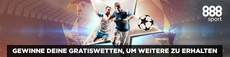 Unglaubliche Aktion bei 888sport zum Finalturnier der Champions League